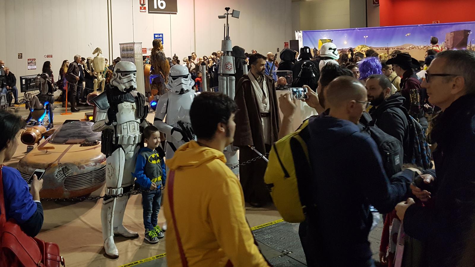 Cartoomics Star Wars