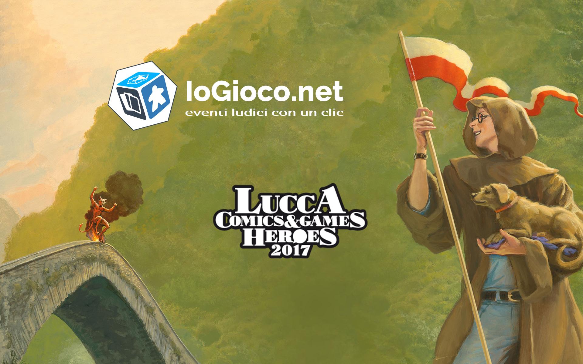 """""""Pronti per Lucca Comics & Games 2017?"""""""