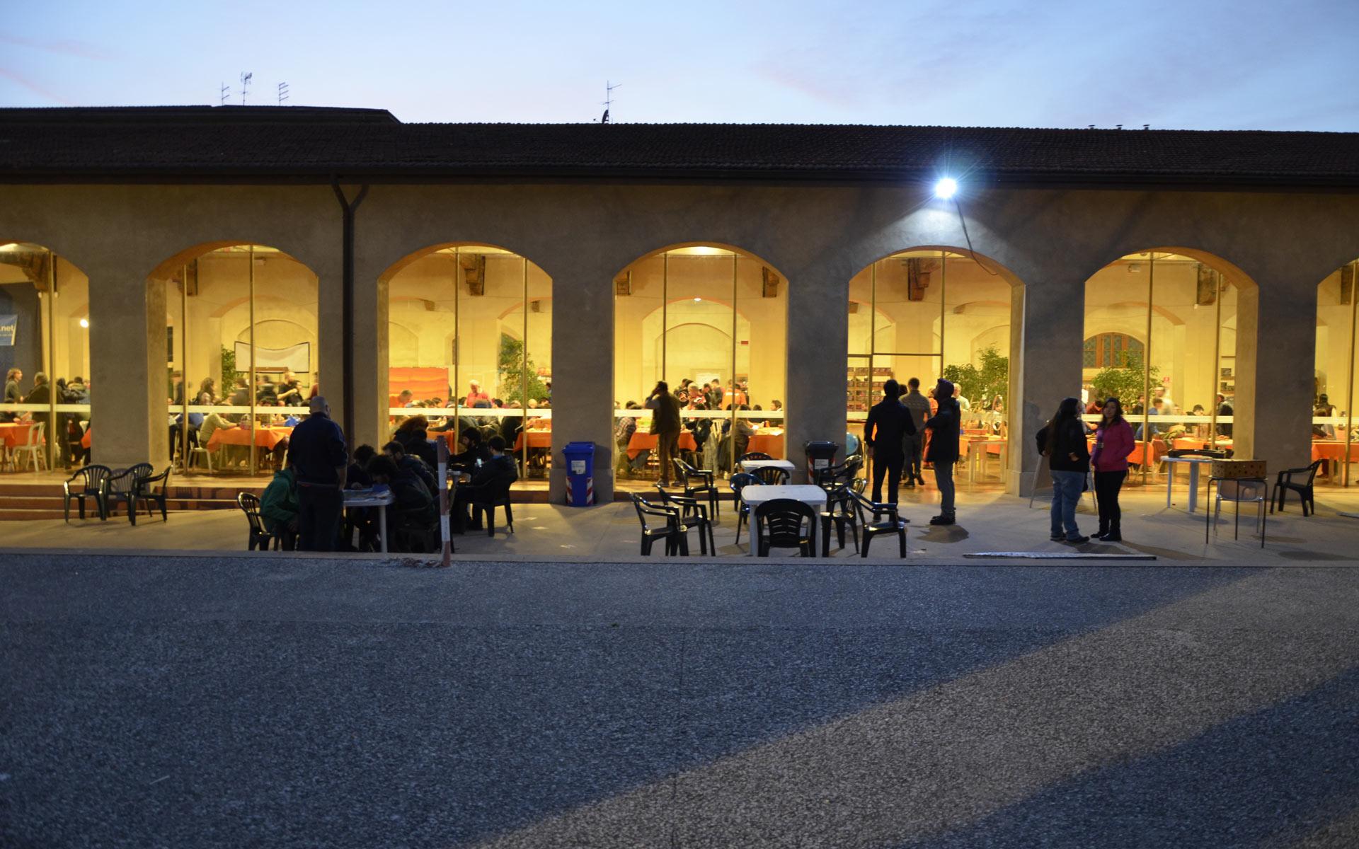 PisaCon 2017 Stazione Leopolda Pisa