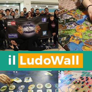 Il LudoWall di IoGioco.net