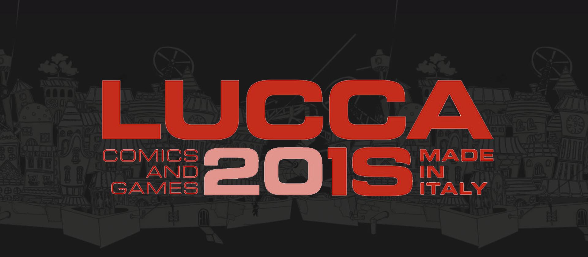Lucca Comics & Games 2018