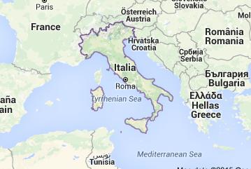 Mostra mappa interattiva